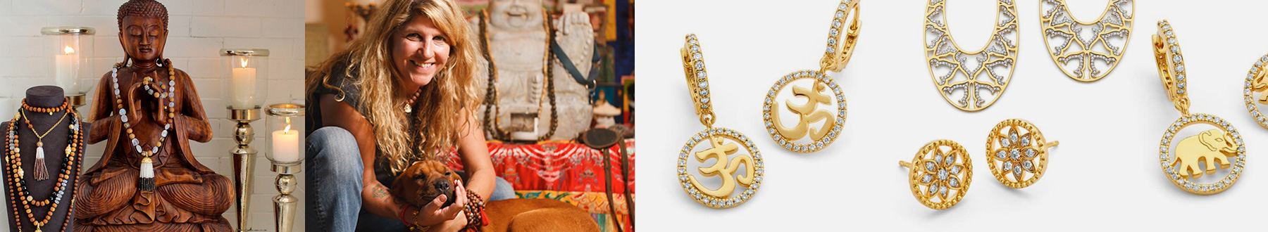 Designer of the Month: Buddha Mama about earrings backs