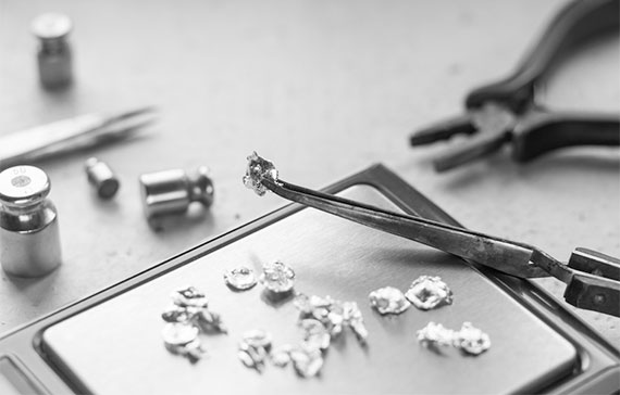 Levears earring back creation process